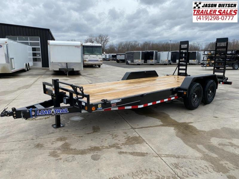 2021 Load Trail 83X20 Tandem Axle Carhauler Car / Racing Trailer