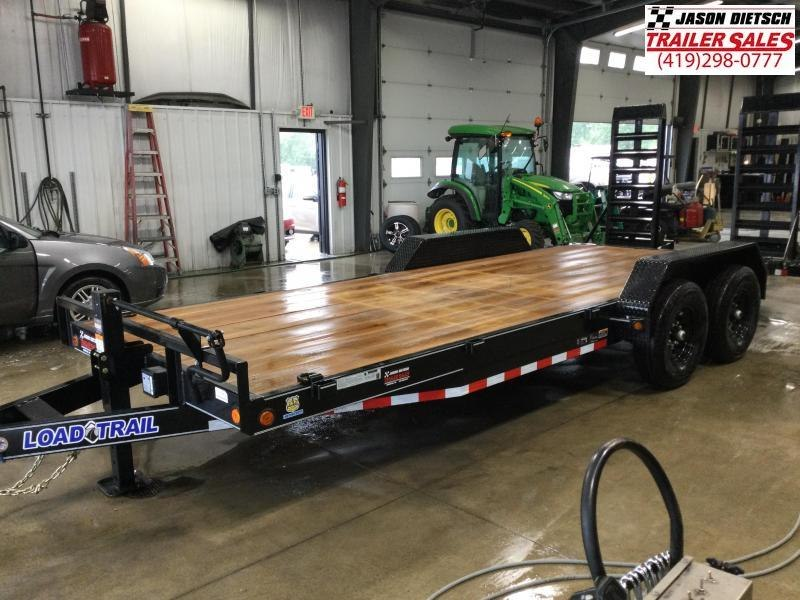 2021 Load Trail 83X20 Tandem Axle Carhauler / Equipment Trailer