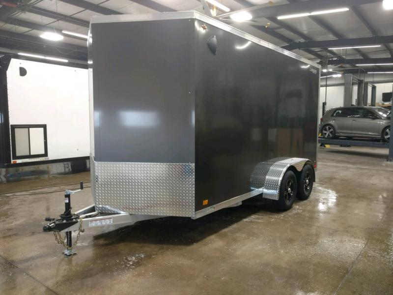 2022 Legend Flat Top V-Nose 7X16 Cargo Trailer