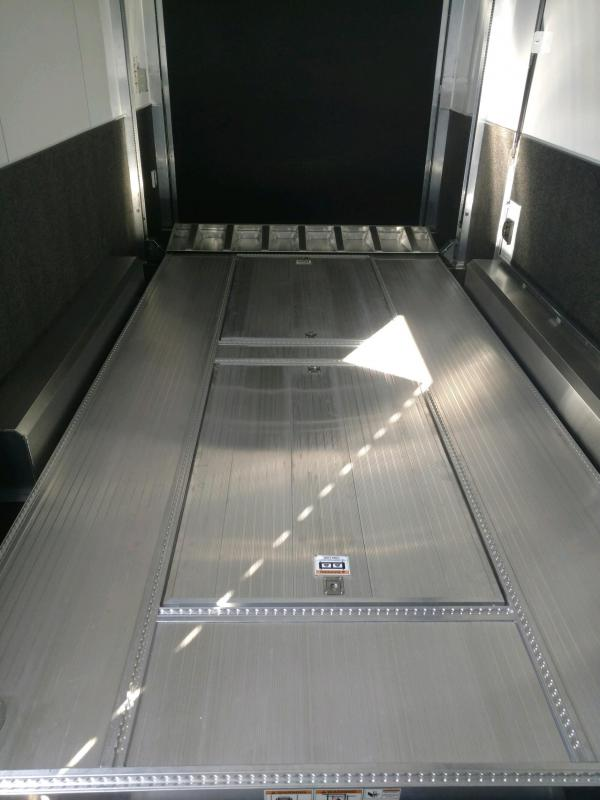 2020 ATC All Aluminum 8.5X22 Stacker