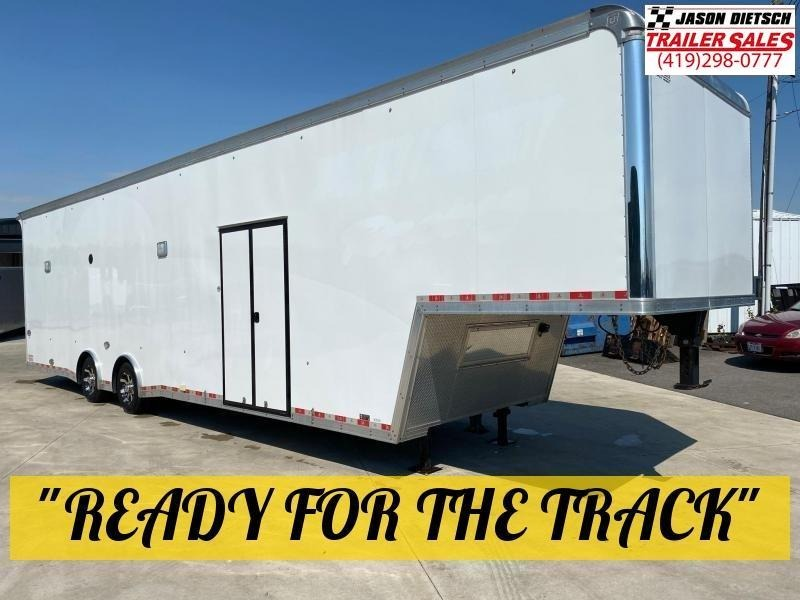 2017 United 8.5X40  Car/Race Trailer Extra Height