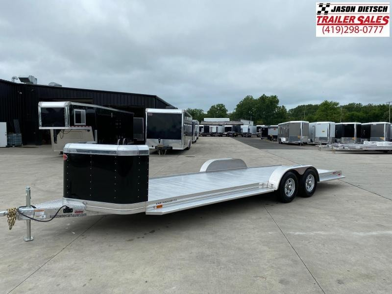2021 Sundowner 6.9X25 Open Car Hauler