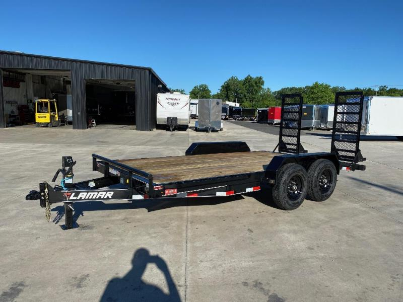 2020 Lamar 83x16 Equipment Hauler Trailer