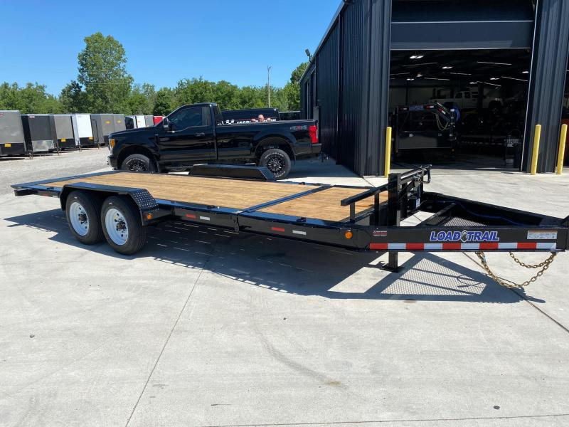 2020 Load Trail 83X20 Tilt Deck  Equipment