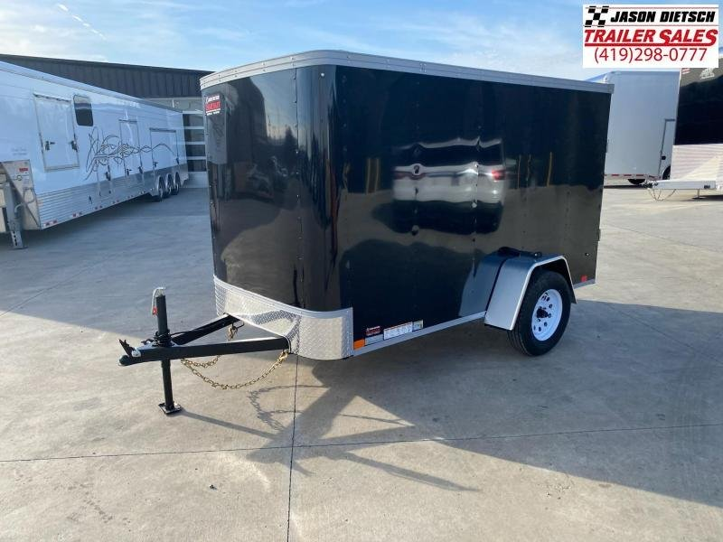 2021 United XLE 5X10 Enclosed Cargo Trailer
