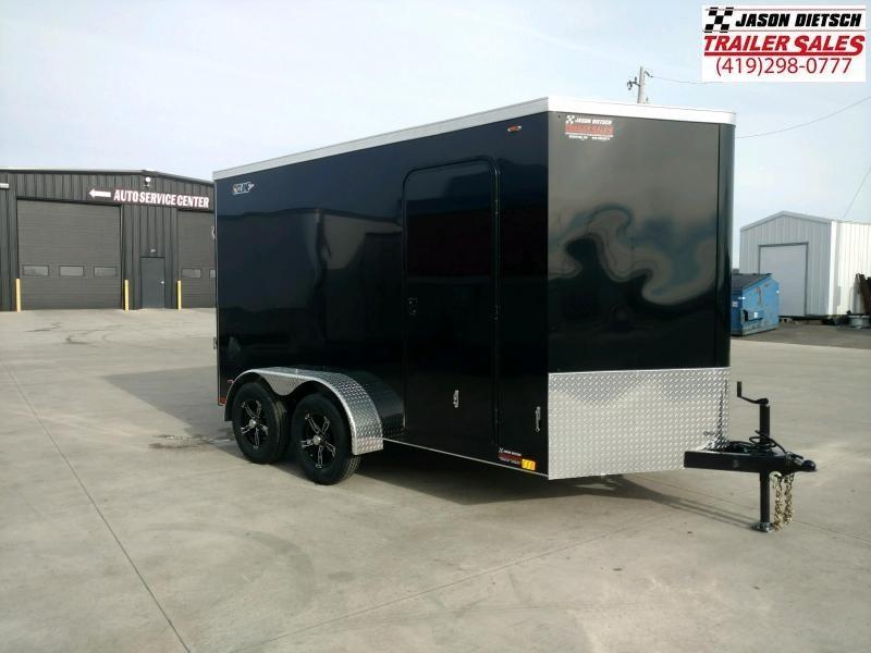 2021 Legend Steel V-Nose 7X14 Cargo Trailer
