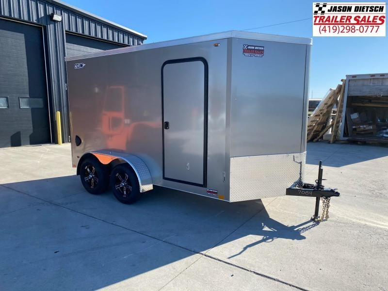 2022 Legend Steel V-Nose 7X14 Cargo Trailer