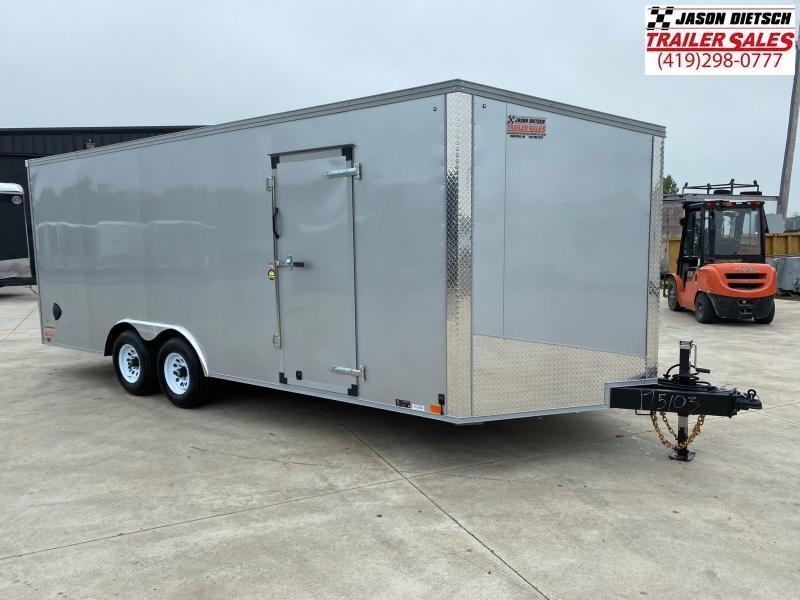 2021 United XLTV 8.5X23 Enclosed Car/Race Trailer