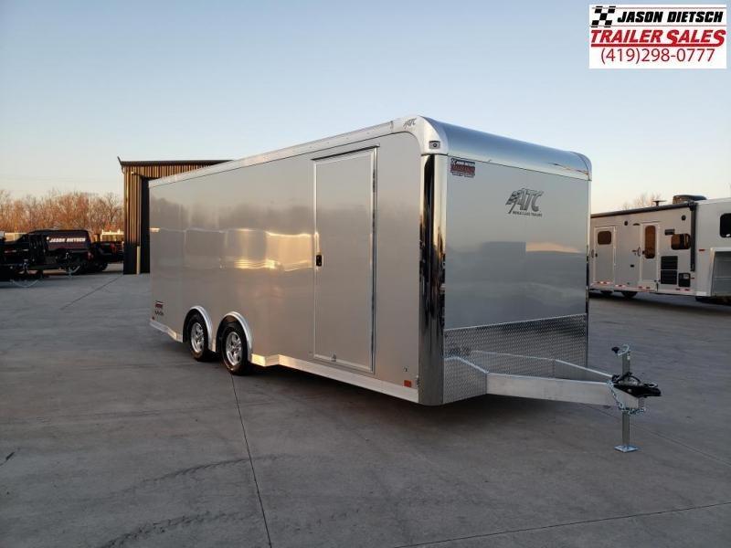 2021 ATC Raven 8.5X20 Car/Race Trailer