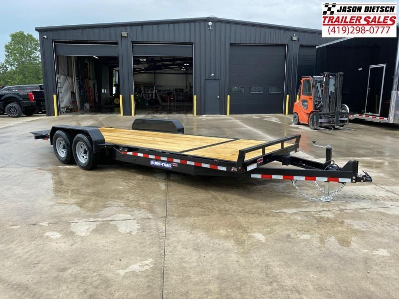 2020 Sure-Trac 7x18+4 Tilt Bed Equipment 14K