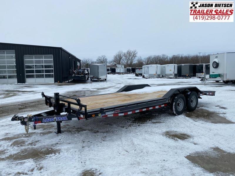 2021 Load Trail 102X22 Tandem Axle Carhauler....STOCK# LT-210388