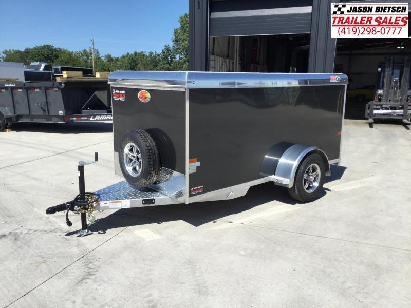 2022 Sundowner MiniGo 5X10 Enclosed Cargo Trailer....Stock#SD-CA3161