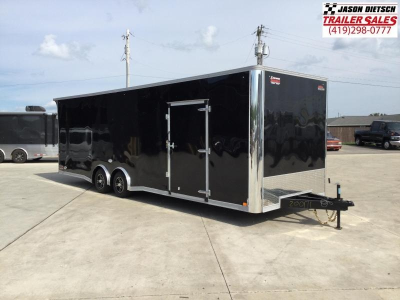 2022 United XLT 8.5X28 Extra Height Car/Racing Trailer GEN 1 (Racers Package)