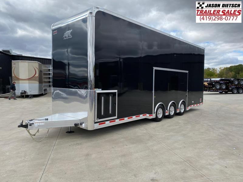 2021 ATC QUEST 8 5X30 Car Racing Trailer STOCK AT 221377