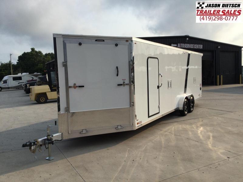 2022 Legend Explorer 7.5X29 Snowmobile Trailer Extra Height