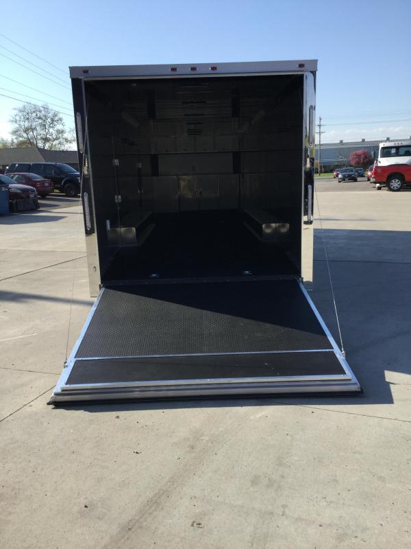 2021 ATC All Aluminum 8.5X32 Carhauler