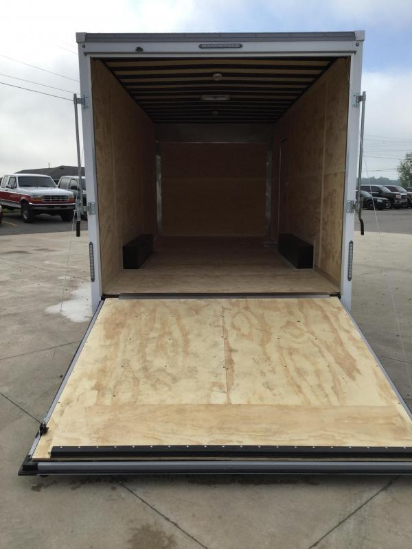 2022 United UXT 8.5X20 Enclosed Cargo Trailer