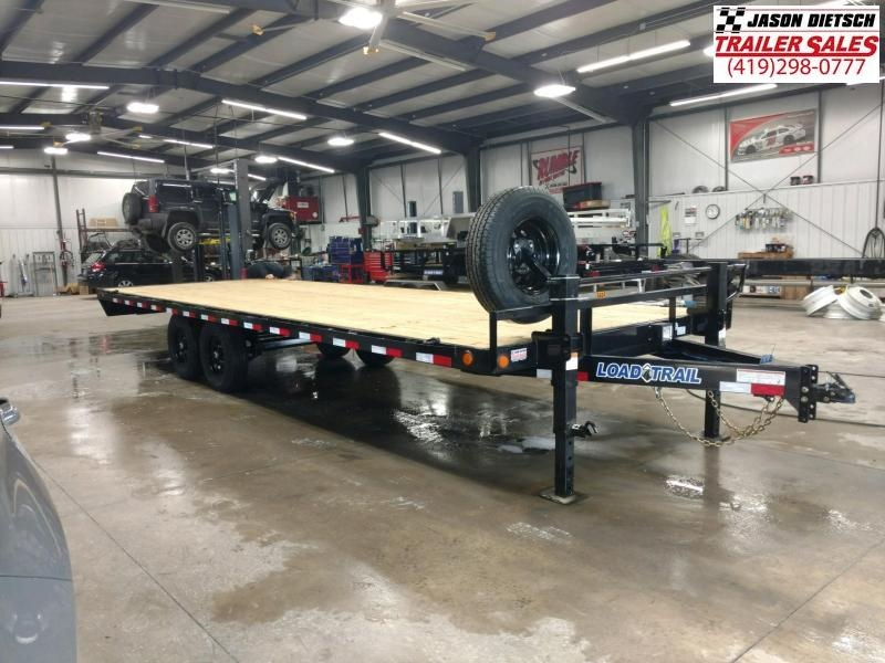 2021 Load Trail 102X24 Deck Over  Equipment TraileR
