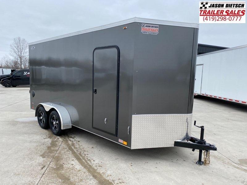 2021 Legend Steel V-Nose 7X18 Extra Height Cargo Trailer