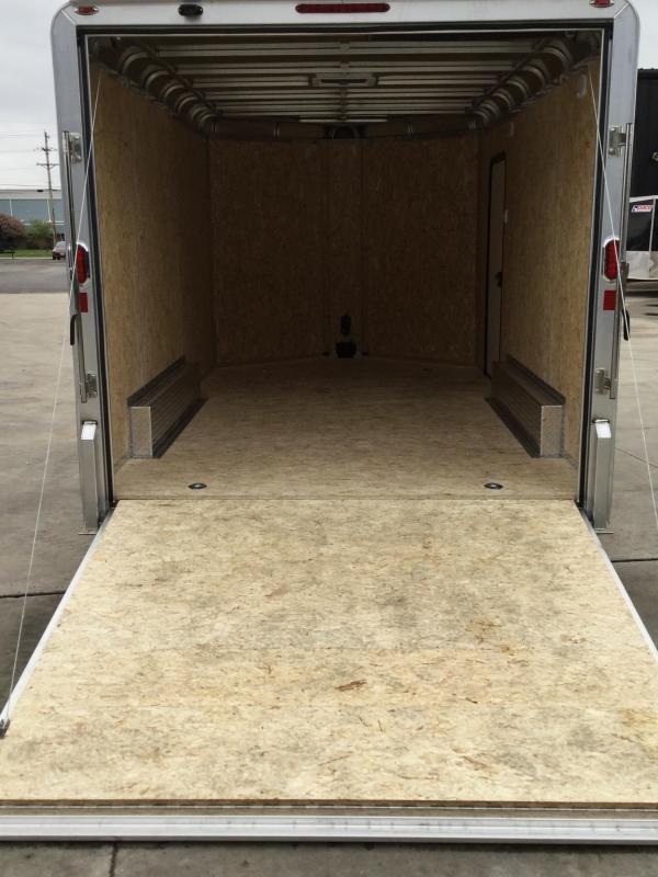 2022 Legend DVNV 8X17 Cargo Trailer