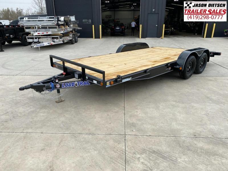 2021 Load Trail CP 83x18 Tandem Axle Carhauler