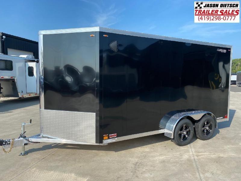 2021 Legend Flat Top V-Nose 7X17 Extra Height Cargo Trailer