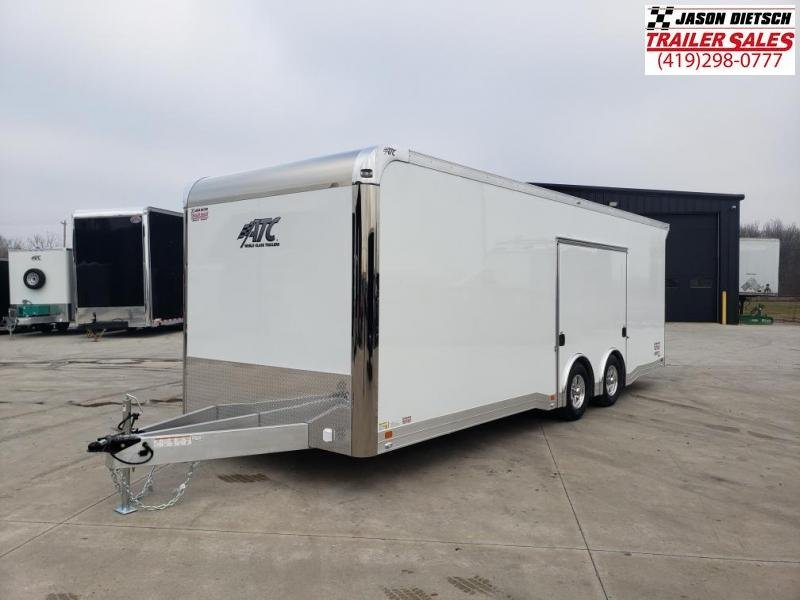 2021 ATC 8.5x24 Car/Race Trailer Extra Height