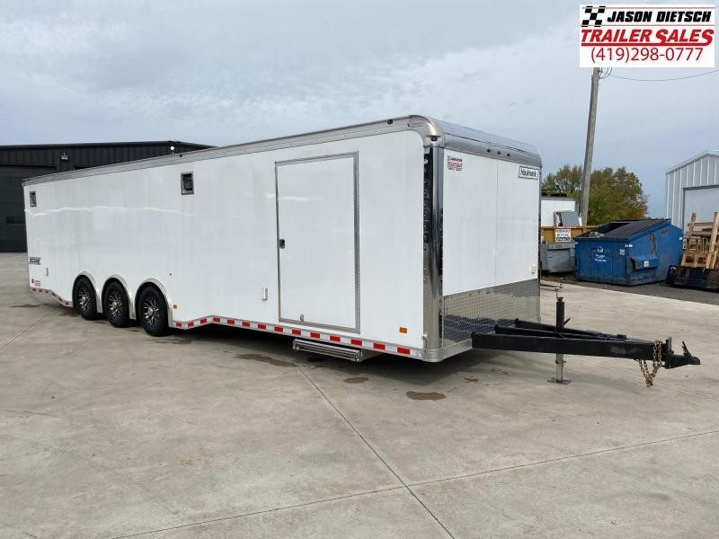 2018 Haulmark 8.5X32 Car/Racing Trailer