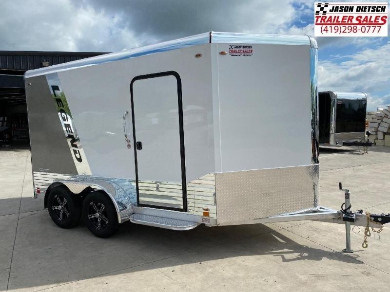 2021 Legend DVN 7x15 Enclosed Cargo Trailer/Extra Height