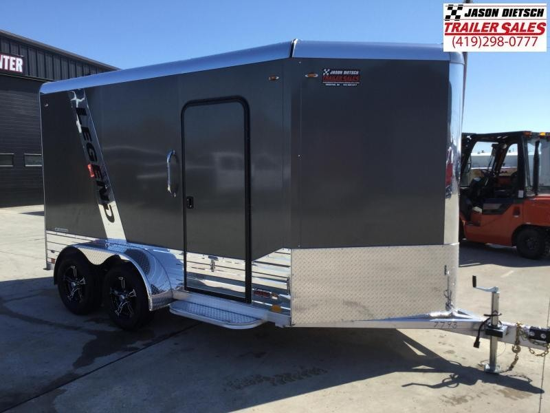 2022 Legend DVN 7x15 Enclosed Cargo Trailer/Extra Height