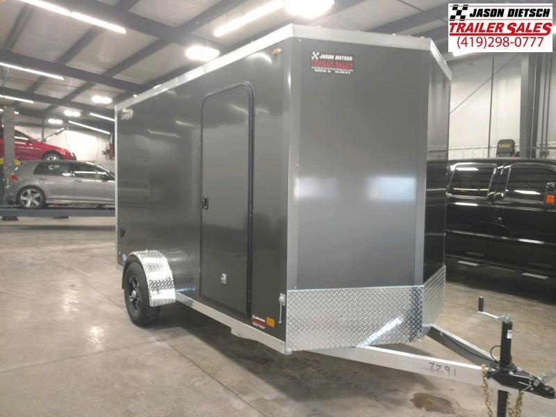 2022 Legend ALUM. V-Nose 6X13 Cargo Trailer