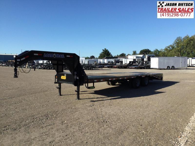 2022 Load Trail 102X28 Tandem Low-Pro Gooseneck Equipment Trailer