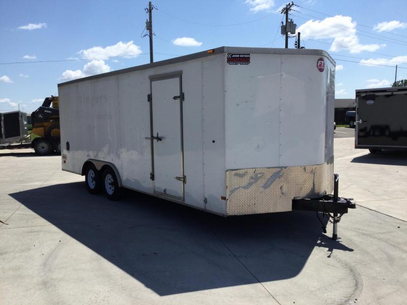 2012 wells cargo 8.5X23 Enclosed Car/Race Trailer