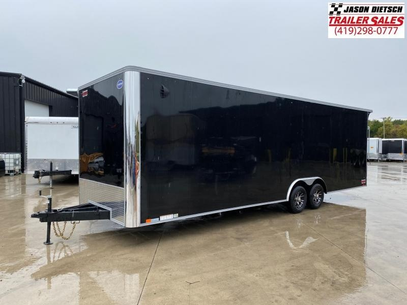 2021 United XLT 8.5X28 Enclosed Car/Race Trailer Xtra Height  #172967