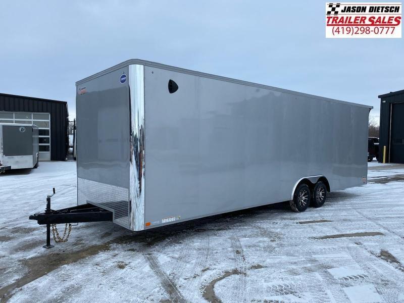 2021 United XLT 8 5X28 Car Race Trailer Extra Height