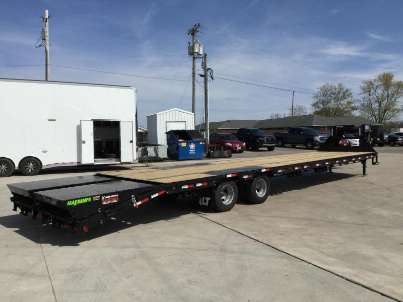 2021 Load Trail 102X40 Tandem Gooseneck Equipment Trailer