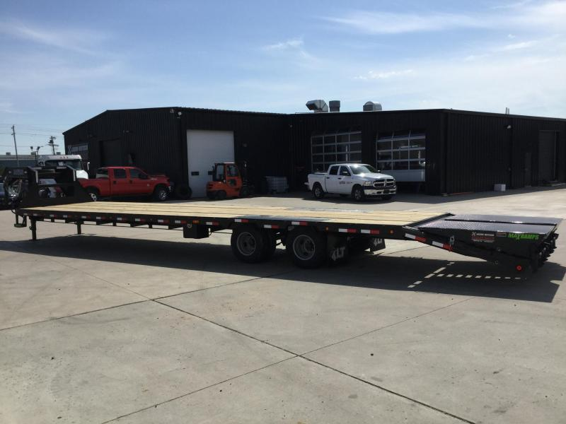 2021 Load Trail 102X40 Tandem Gooseneck Equipment Trailer