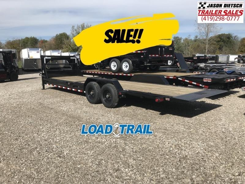 2019 Load Trail Tilt-n-Go 83X26 Gooseneck Trailer