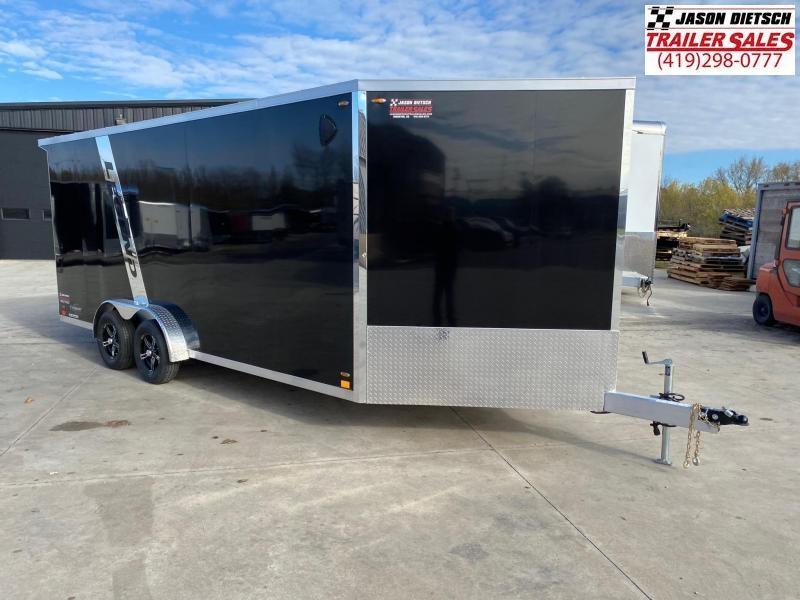 2021 Legend Explorer 7.5X23 (18+5) Extra Height Snowmobile/ATV Trailer