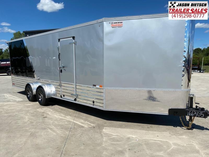 2021 United XC 7X28 Extra Height Snowmobile/ATV-UTV Trailer