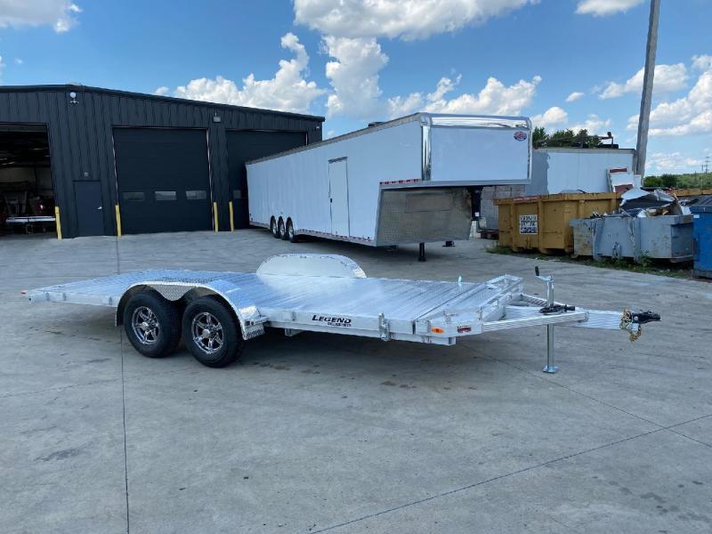 2020 Legend 7x20 All Aluminum Tilt Car Hauler