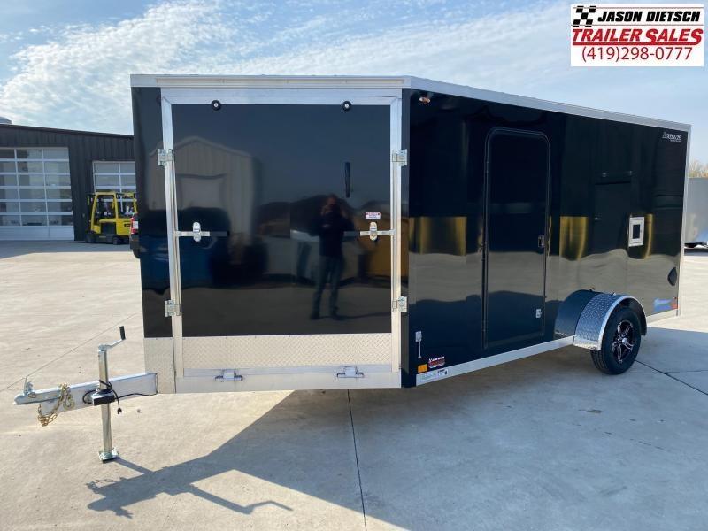 2021 Legend Thunder 7X19 (14+5) Snowmobile/ATV Trailer