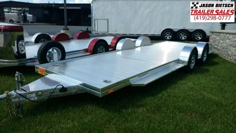 2020 Sundowner 6.9X22 Open Car Hauler