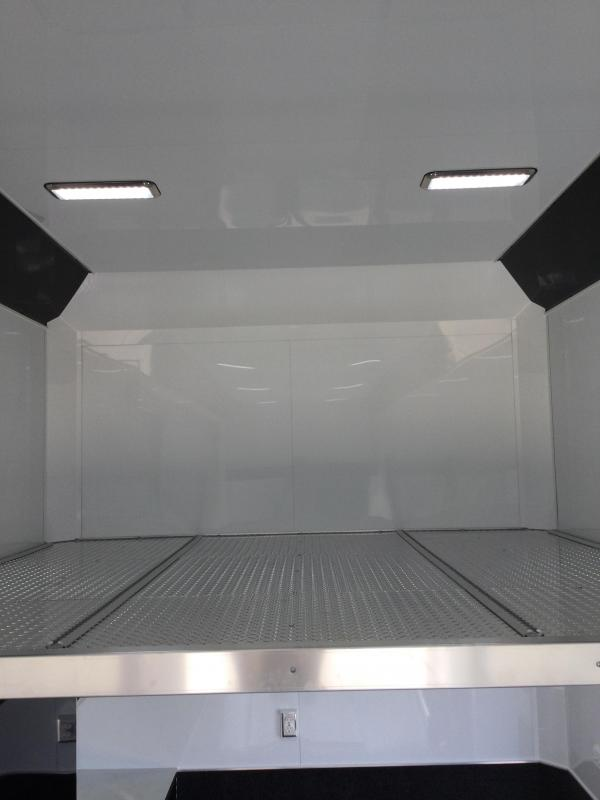 2021 ATC Quest ST305 8.5X26 Stacker W/ 14' Lift