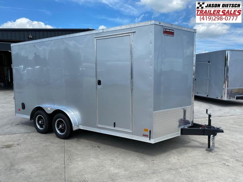 2020 Darkhorse 7.5x16 V-Nose Cargo Trailer Extra Height