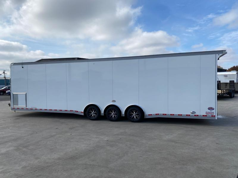 2021 United Super Hauler 8.5X34 Car/Race Trailer Extra Height