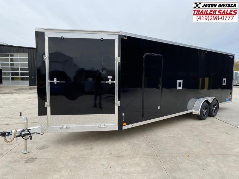 """2021 Legend Thunder 7X29 Snowmobile Trailer 6"""" Extra Height"""
