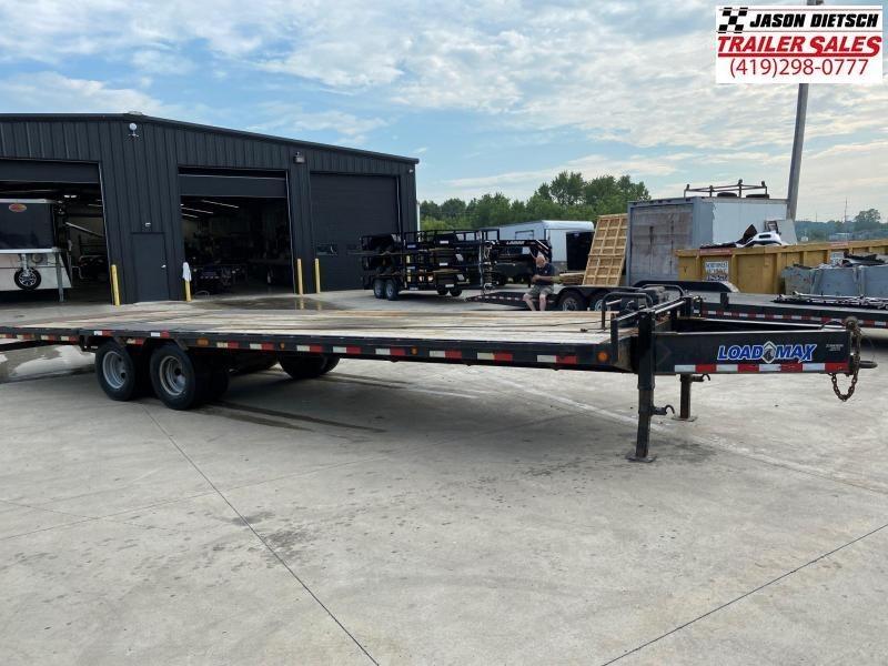 2016 Load Trail 102X30 Tandem  Equipment Trailer....STOCK# LT-085115