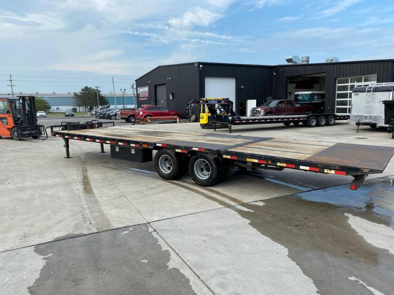 2016 Load Trail 8.5X30 Tandem Equipment Trailer