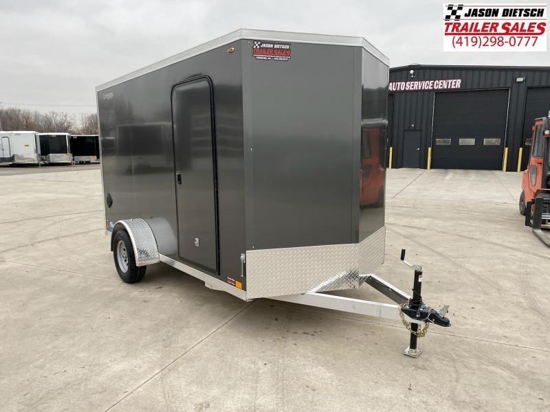 2021 Legend ALUM V-Nose 6X13 Cargo Trailer